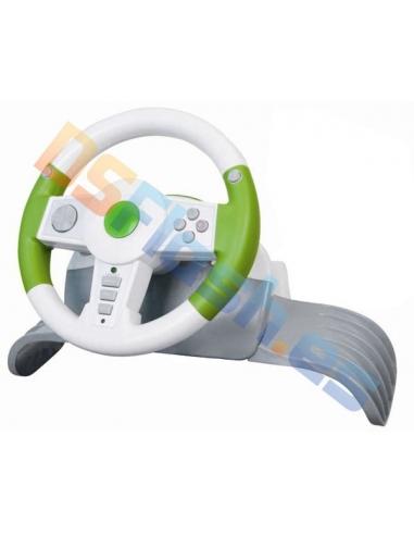 Volante PS2 Inalámbrico compatible con PC