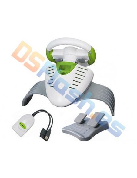 Imagen pedales Volante PS2 Inalámbrico compatible con PC