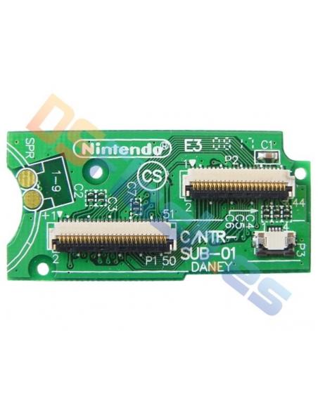 Placa Conexión Pantallas Nintendo DS