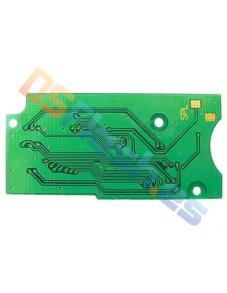 Imagen inferior Placa Conexión Pantallas Nintendo DS