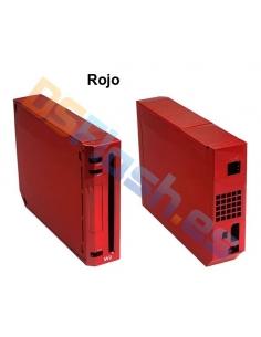 Imagen carcasa Wii Repuesto roja