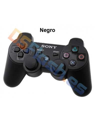 Imagen Mando PS3 y PS3 Slim DualShock 3 Compatible v4.0 negro