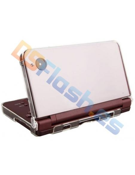 Carcasa Nintendo DSi XL de Protección Transparente