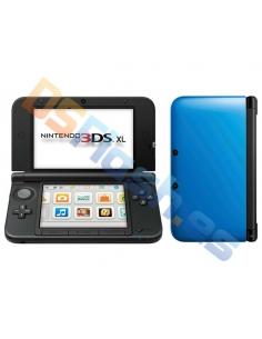 Consola Nintendo 3DS XL Azul + Cargador de Corriente