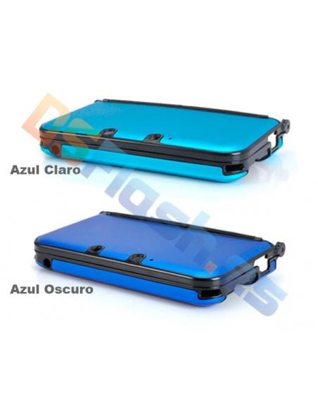 Carcasa Nintendo 3DS XL Protección de Aluminio