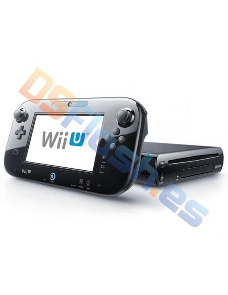 Consola Nintendo Wii U Negra