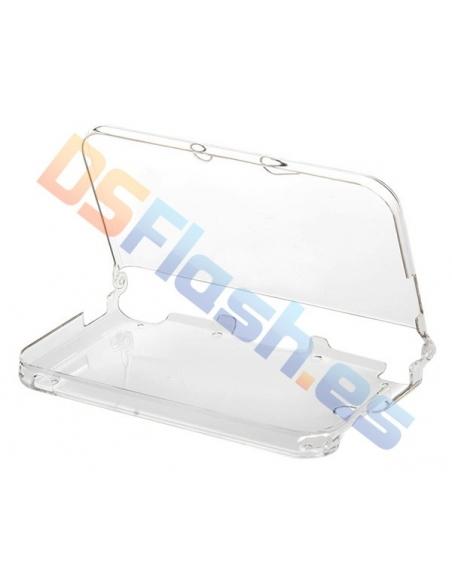 Carcasa protección transparente Nintendo 3DS XL