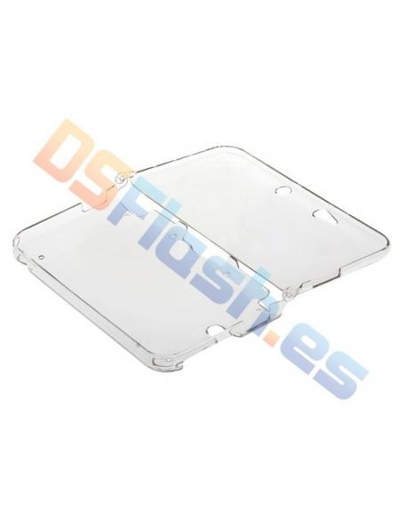 Carcasa Nintendo 3DS XL Protección Transparente