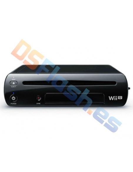 Consola Wii U 32GB Negra + Nintendo Land. Premium Pack