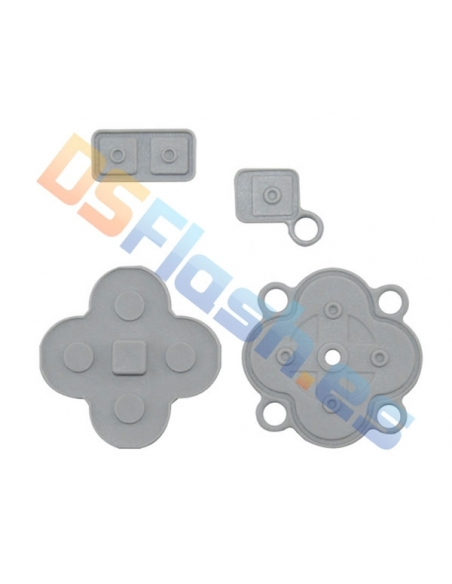 Gomas Botones Nintendo DSi XL