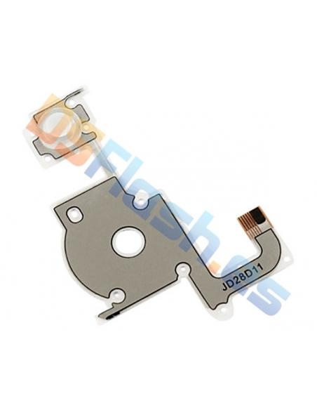 Cable flex botones dirección y L PSP 2000