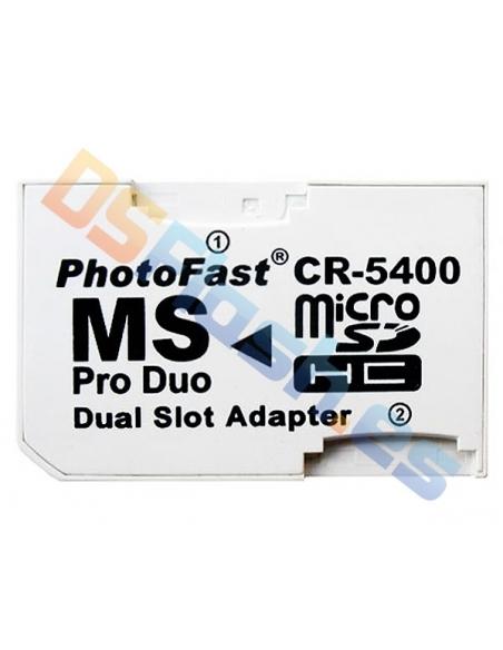 Adaptador PhotoFast CR-5400 PSP 1000