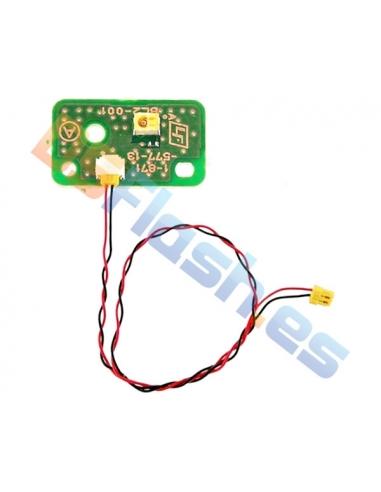 Sensor entrada disco PS3 Fat