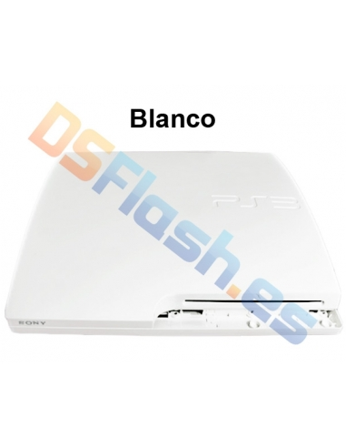 Carcasa PS3 Slim de repuesto