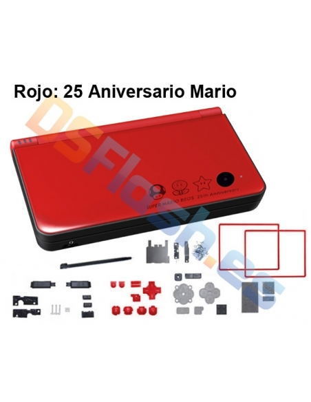 Carcasa Nintendo DSi XL de Repuesto