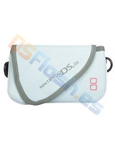 Imagen Funda Nintendo DS Lite Transporte Nylon blanca