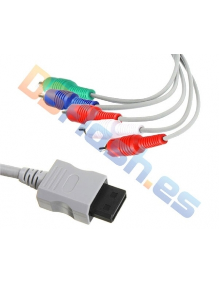 Cable Wii U Componentes