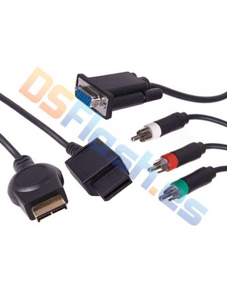 Cable Wii U VGA/HD