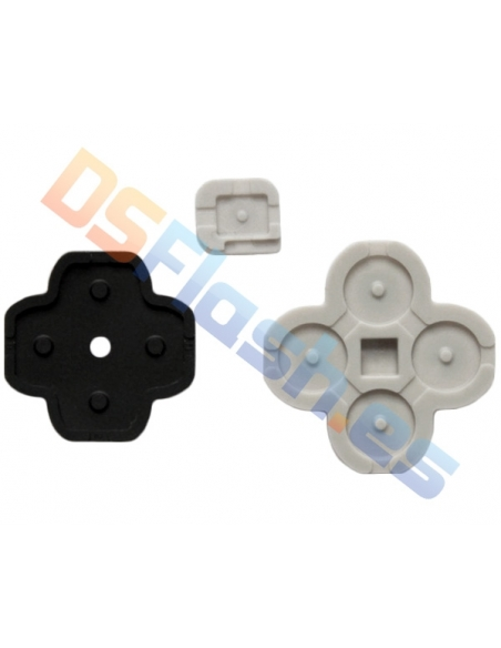 Gomas botones Nintendo 3DS