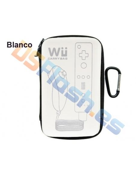 Funda Transporte WiiMote y Nunchuk Wii U