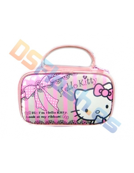 Funda Nintendo DS Lite de Transporte Hello Kitty