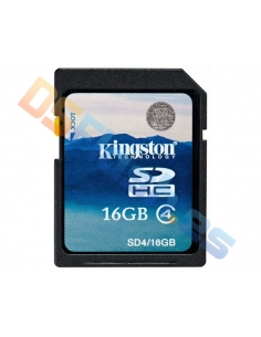 Kingston SDHC 16 GB