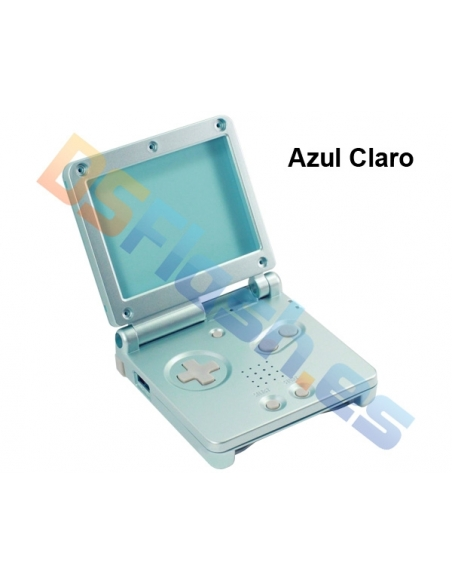 Carcasa Repuesto Game Boy Advance SP