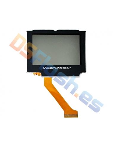 Pantalla Game Boy Advance SP TFT-LCD AGS-001 Sin Retroiluminación