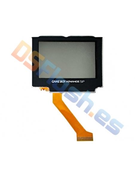Pantalla GBA SP AGS-001 sin retroiluminación TFT-LCD