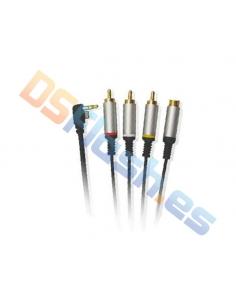 Cable PSP 3000 S-Vídeo/AV