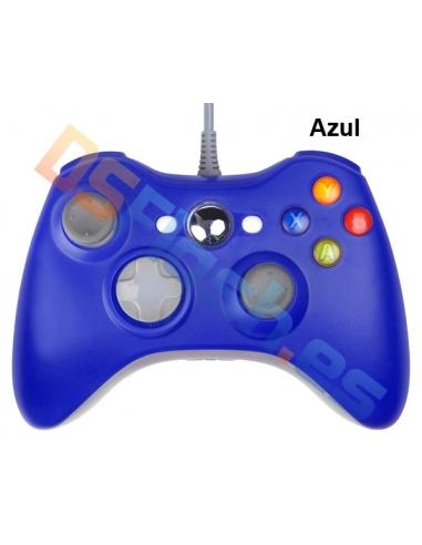 Mando Xbox 360 con Cable (Compatible)
