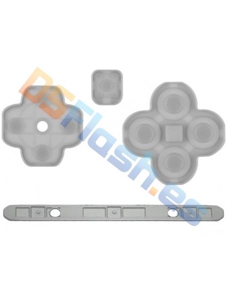Gomas botones Nintendo 3DS XL
