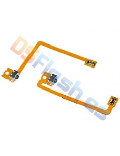 Cables Flex Botones R y L Nintendo 3DS XL