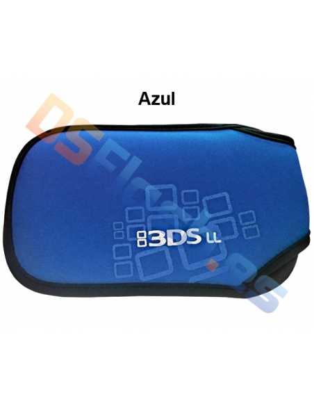 Funda Nintendo 3DS XL blanda