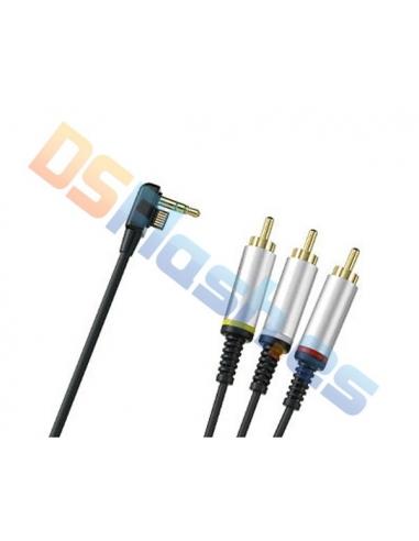 Cable AV PSP 2000 y 3000