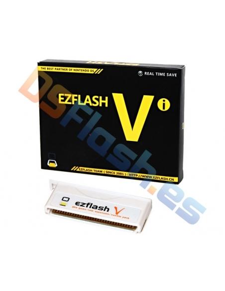 Pack EZFlash Vi + 3 in 1 (Blanco) - 4GB, 8GB, 16GB o 32GB