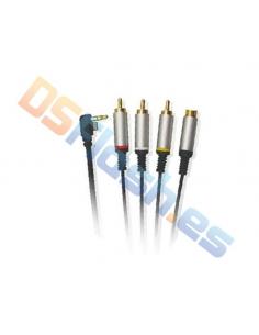 Cable S-Vídeo/AV PSP 2000 y 3000