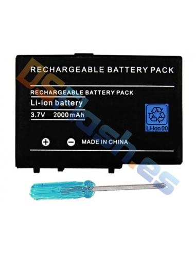 Batería Nintendo DS Lite Recargable + Destornillador
