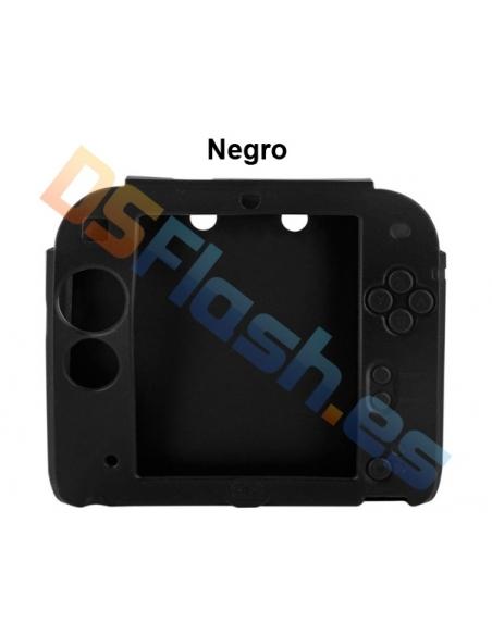 Funda silicona Nintendo 2DS
