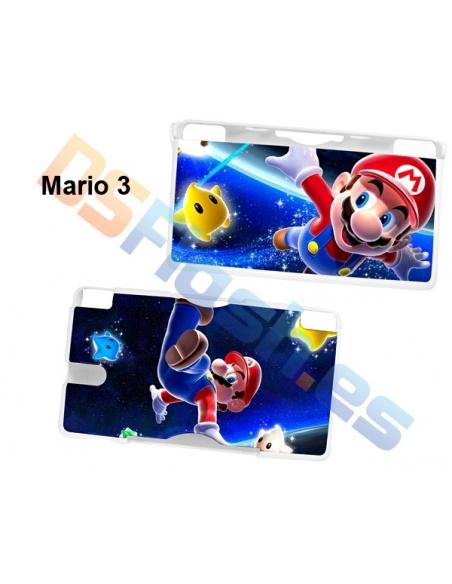 Carcasa Protección Nintendo DS Lite con Dibujos