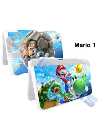 Carcasa protección Nintendo DSi con dibujos