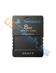 Imagen Memory Card PS2 y PSTwo 8MB