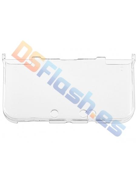 Carcasa protección transparente New Nintendo 3DS XL
