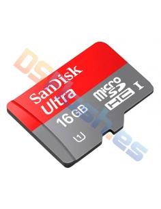 MicroSDHC 16 GB