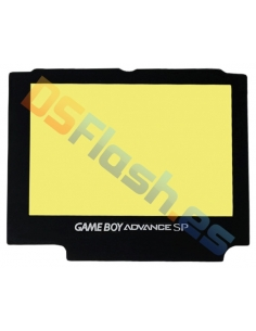 Cubierta pantalla Game Boy Advance SP