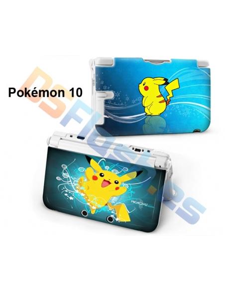 Carcasa Nintendo 3DS XL protección con dibujos