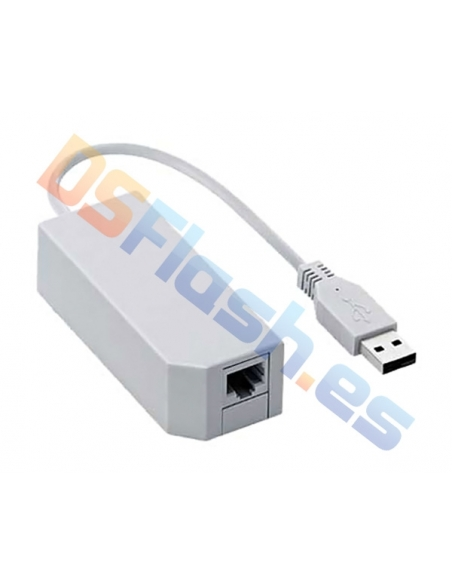 Adaptador Wii U de Red (LAN)
