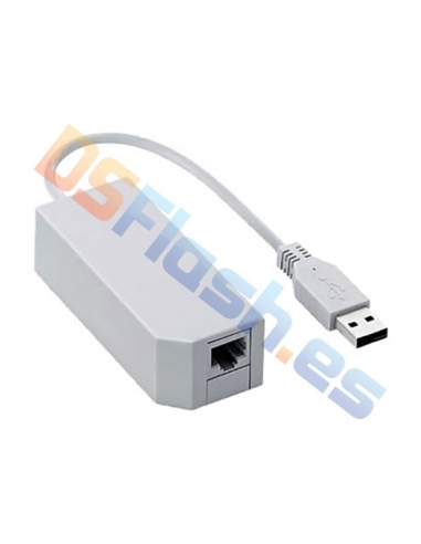 Adaptador Wii de Red (LAN)