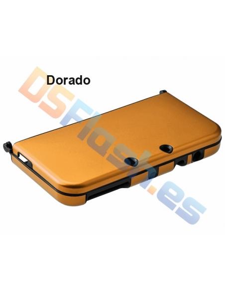 Carcasa Protección de Aluminio New Nintendo 3DS XL