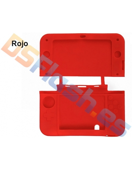 Funda silicona New Nintendo 3DS XL